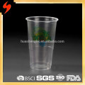 Высококачественный одноразовый пластиковый стаканчик для питья на 6 унций