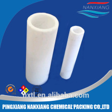 99% alumina ceramic pipe or alumina ring