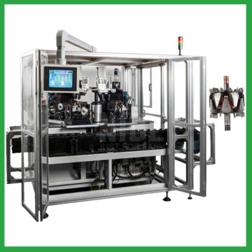 CE certified automatic armature balancing machine