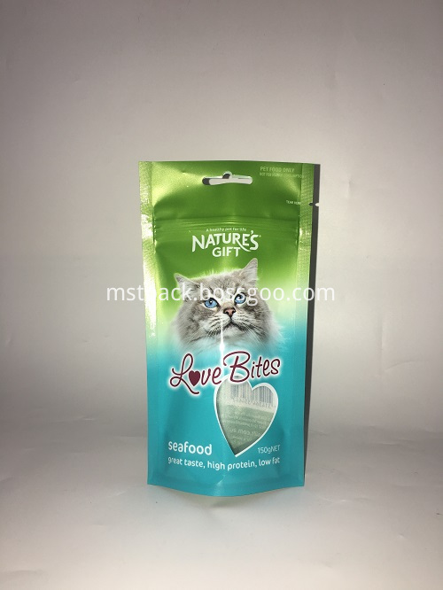 Cat Food Bag