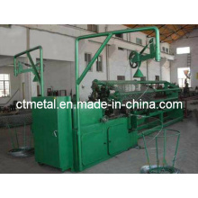 Automatic Chain Link Fence Manchine