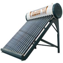 Chauffe-eau solaire compact sans pression