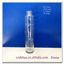 340ml Glass Drinking Water Bottle