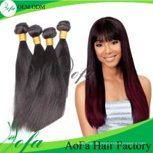 Top-Qualität Haar Frauen Haar, Remy Haar, brasilianische Haareinschlagfaden