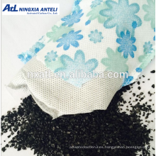 bolsa desodorizante absorbente de carbón activado