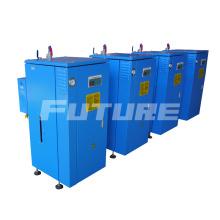 Generador de vapor eléctrico de instalación modular