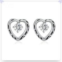 Accesorios de moda joyería de moda pendiente de acero inoxidable (EE0222)