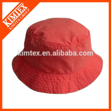 Wholesale Red Customized Cheap Bucket Hats