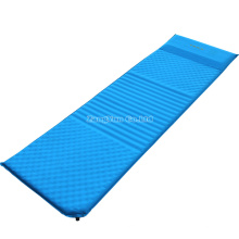 with Pillow Camping Sleeping Inflating Pad Air Mattress Thickening