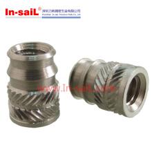 Stainless Steel Heat Staking Thread Insert Nut
