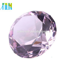 ROSA Cristal Diamante Indiano Presentes De Casamento Para Convidados / Lembranças De Casamento