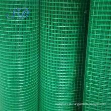 OEM PVC revestido e quente Galv. Painel de cerca de arame soldado