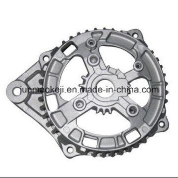 Aluminum Die Casting Chainwheel for Bicycle