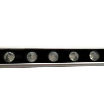 Outdoor Strip Washlights Bar Inground LED Wandwaschanlage