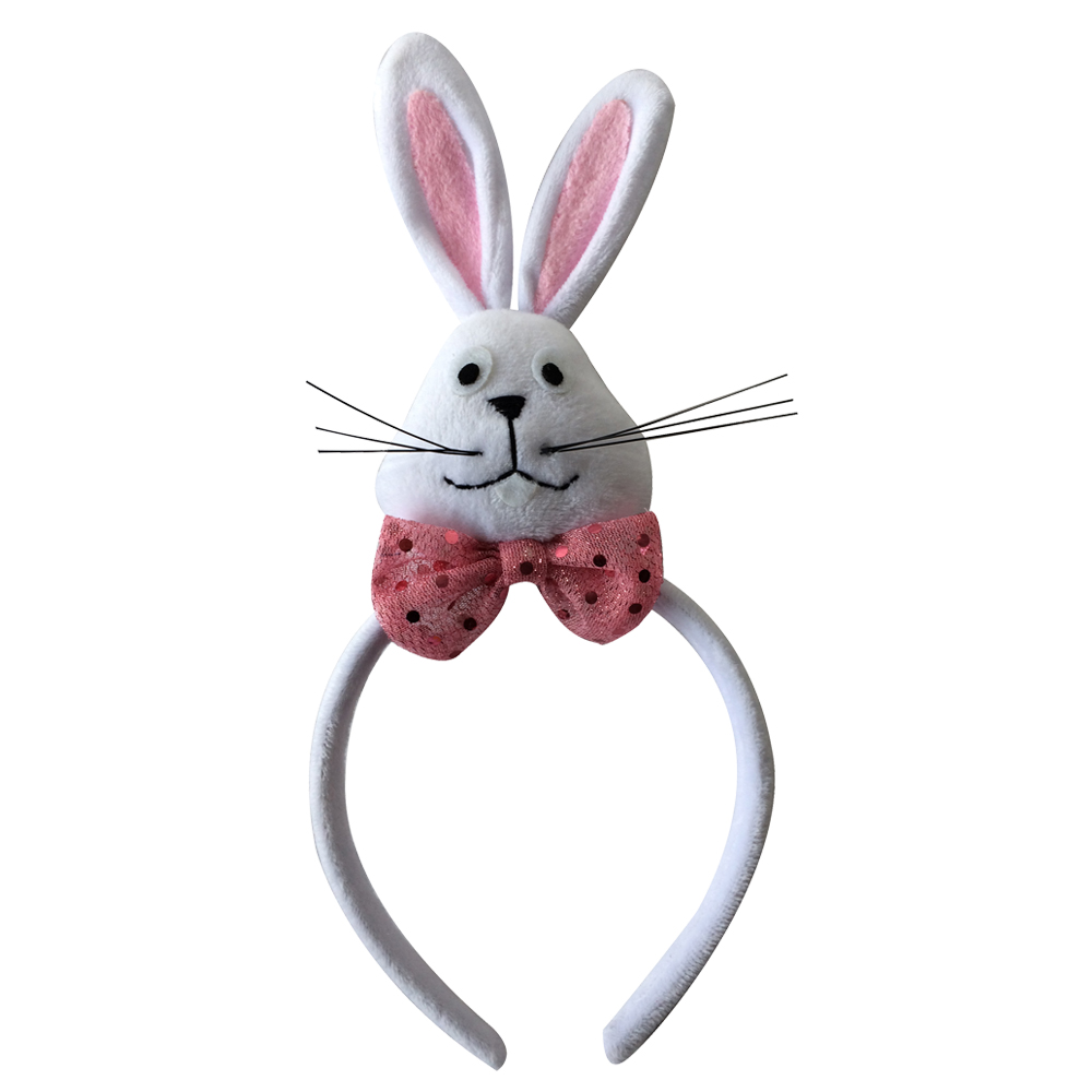 Easter 3d Bunny Pattern Headband