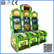 Máquina de jogo de resgate de moedas operada por moedas
