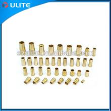 High Precision Brass Parts CNC Machining Turning Parts