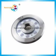 Lampe sous-marine LED haute puissance de 27 watts