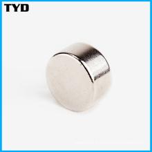 Cylindre permanent à aimant permanent NdFeB de haute qualité
