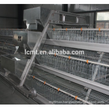 Hot Sale Automatic Poultry Farming Equipment for Broiler and Breeder Chicken