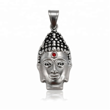 33480 xuping Special Custom design fashion  black gun color Chinese  Buddha   pendant