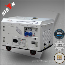 BISON(CHINA)10kw China Honda Silent Soundproof Diesel Generator for Sale