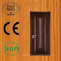 Diseño de puerta de madera sólida de alto grado