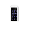 EVDTF5239Y Glastür-Fingerabdruckcode-Kartenschloss