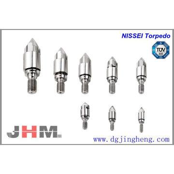 Nissei PS40e9a D26 Torpedo Set for Screw Barrel
