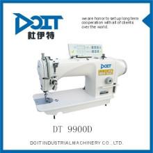 DT9900D Direct Drive Computerized High-speed Single-needle punto de cadeneta Máquina de coser Industrial numeración automática