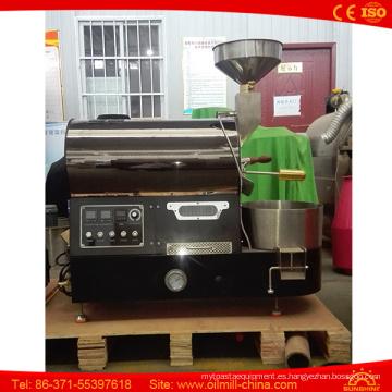 Venta caliente buena calidad 1 kg tambor tostador de café en venta