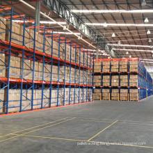 Q235B High Density Storage Drive-in Pallet Rack