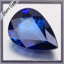 Luminous Glamour Tanzanite Blue Cubic Zirconia Gemstone para la joyería