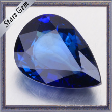 Gemstone Zirconia cúbico azul de Tanzanite do encanto luminoso para a jóia