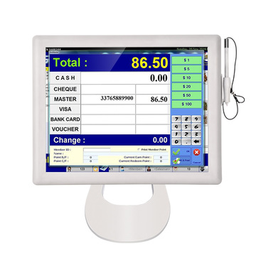 17 '' Monitor READER Industri