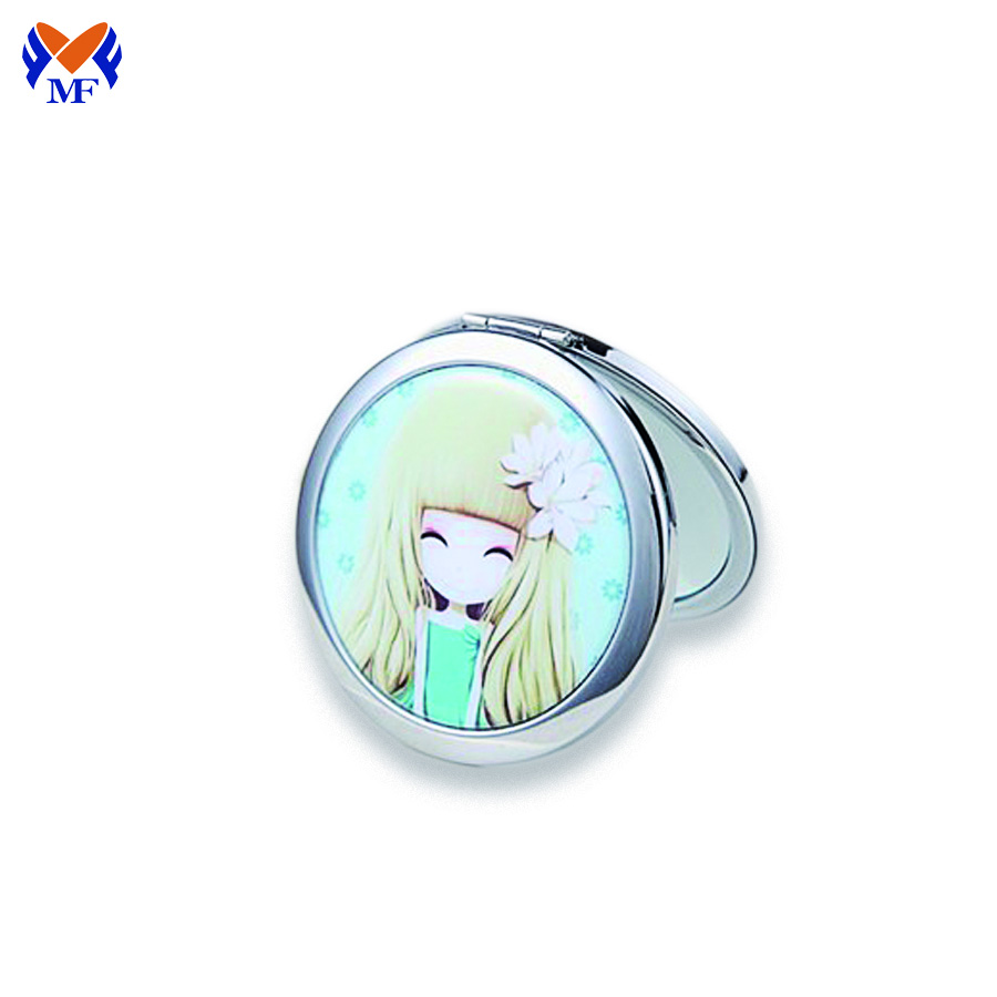 Metal Pocket Mirror
