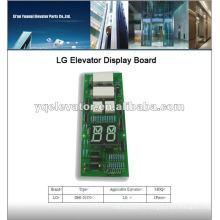 Type de porte élévateur LG, pièces auto ascenseur, ascenseur