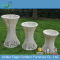 Rattan Round Flower Pot Optional Color