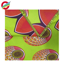 Pure polyester real wax african textile woven fabric for sale