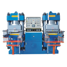 The Pre-Vacuum Top 2rt Open Mould Oil Pressure Forming Machine for Making Silicon Rubber Multi-Layer Die High Precision Products