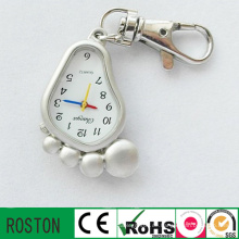Japan-Bewegung Metalllegierung Keychain Uhr