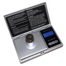 Pocket Scale (ES Sivler)