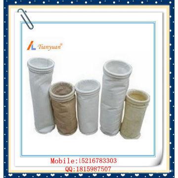 Agulha de alta qualidade feltro saco de filtro FMS