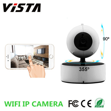Wireless 720P Hi WiFi IP Camera Onvif Audio IP Camera