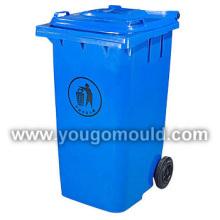 Outdoor Waste Bin Mold