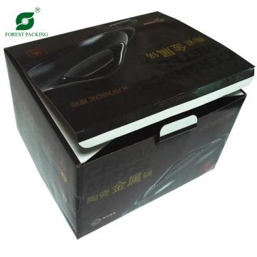 Caja de cartón corrugado montado fácil (FP3047)