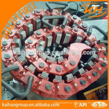 API Type MP-L Casing Pipe Safety Clamp