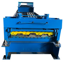 Floor Decking Cold Roll Forming Machine For Building