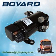 Boyard r134a бесщеточный bldc 12v 24v компрессор кондиционера трактор постоянного тока для автокрана кондиционер