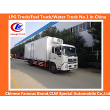 Heavy Duty Dongfeng 4*2 10cbm Refrigerated Truck